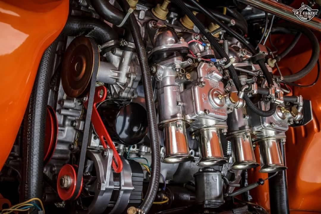 Peugeot 104 ZS sous stéroïdes ! 51