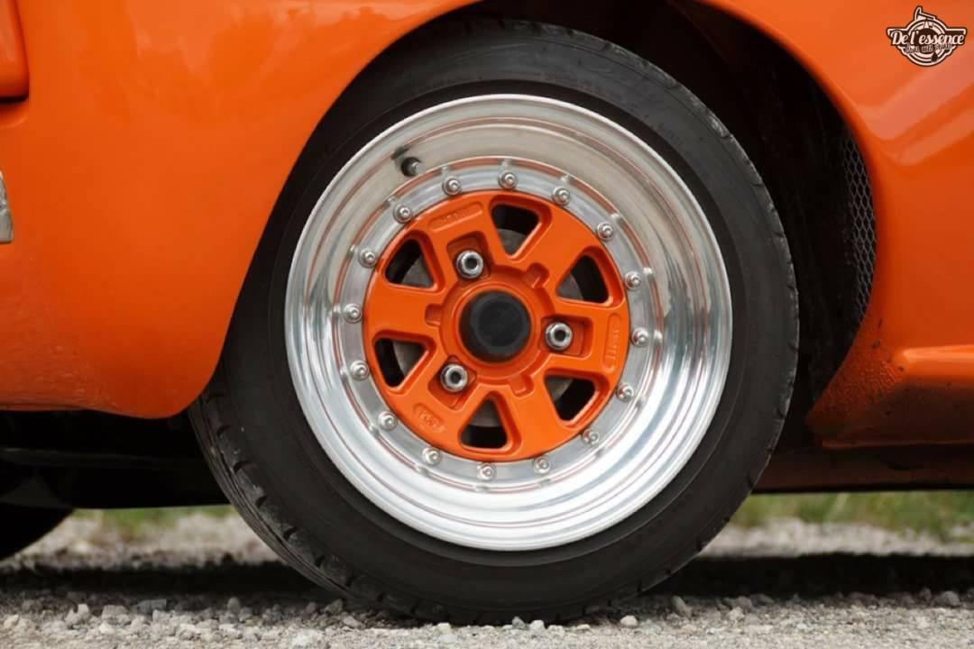 Peugeot 104 ZS sous stéroïdes ! 43