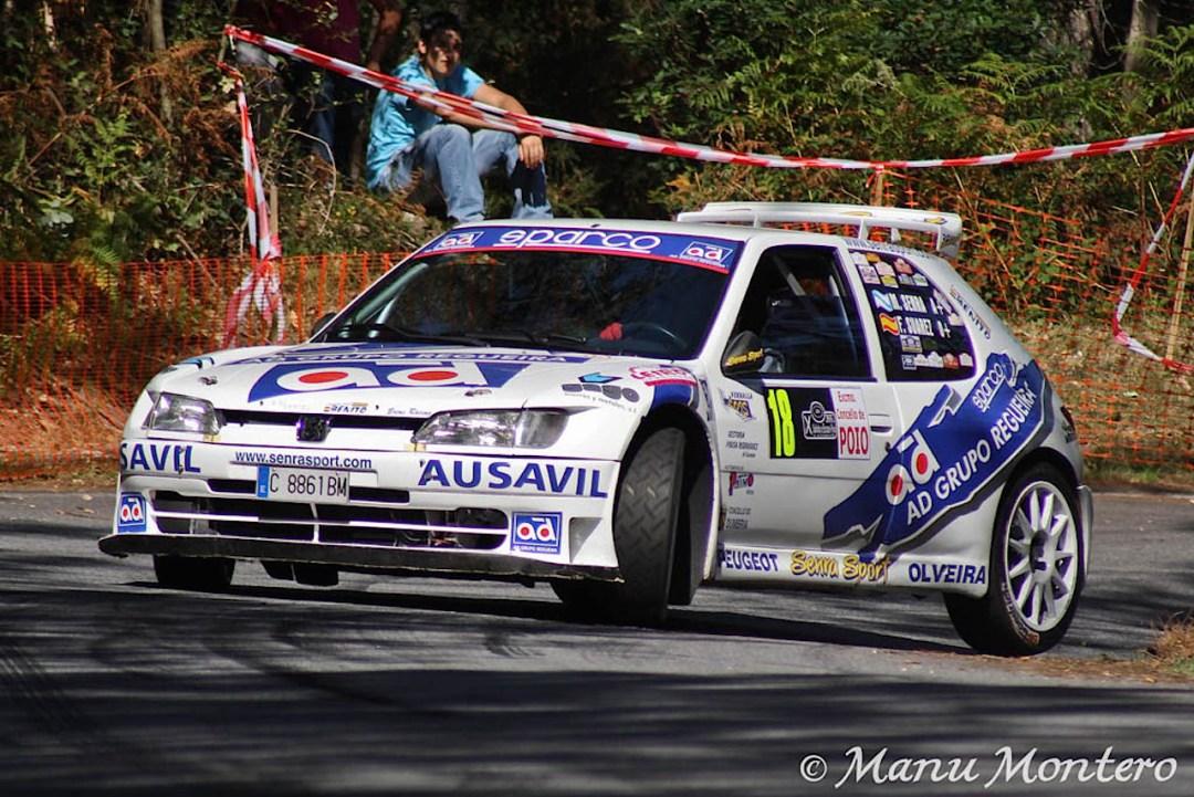 Hillclimb Monster : Peugeot 306 Maxi - Atmosféérique ! 18