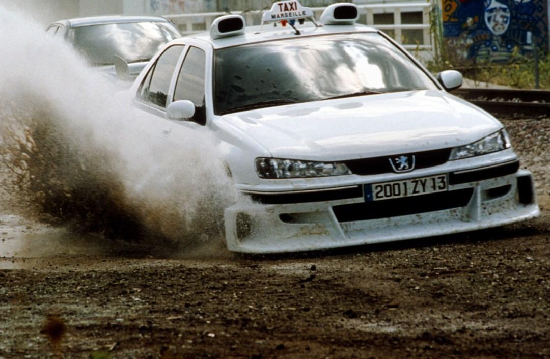Peugeot 406... Hep Taxi ! 30
