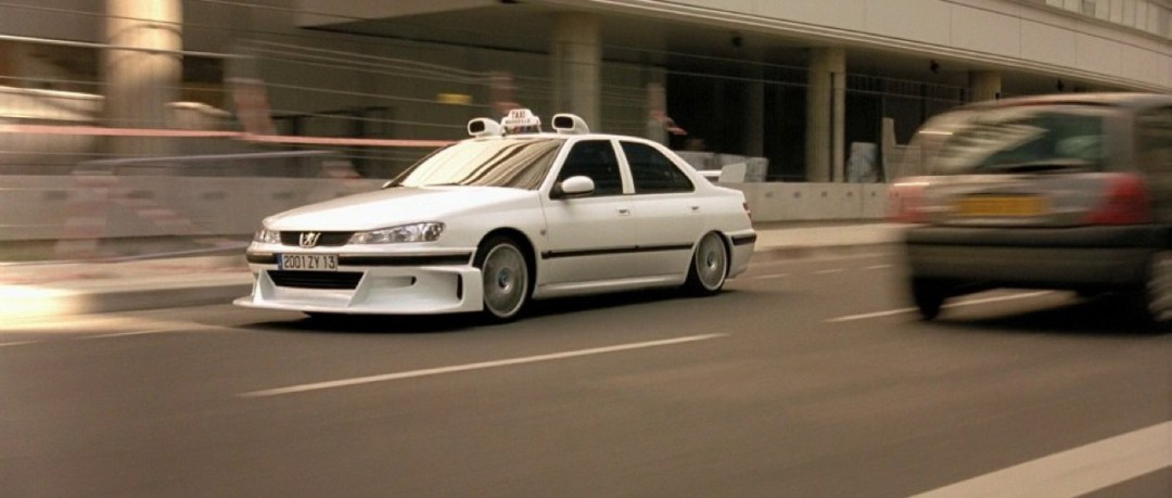Peugeot 406... Hep Taxi ! 29