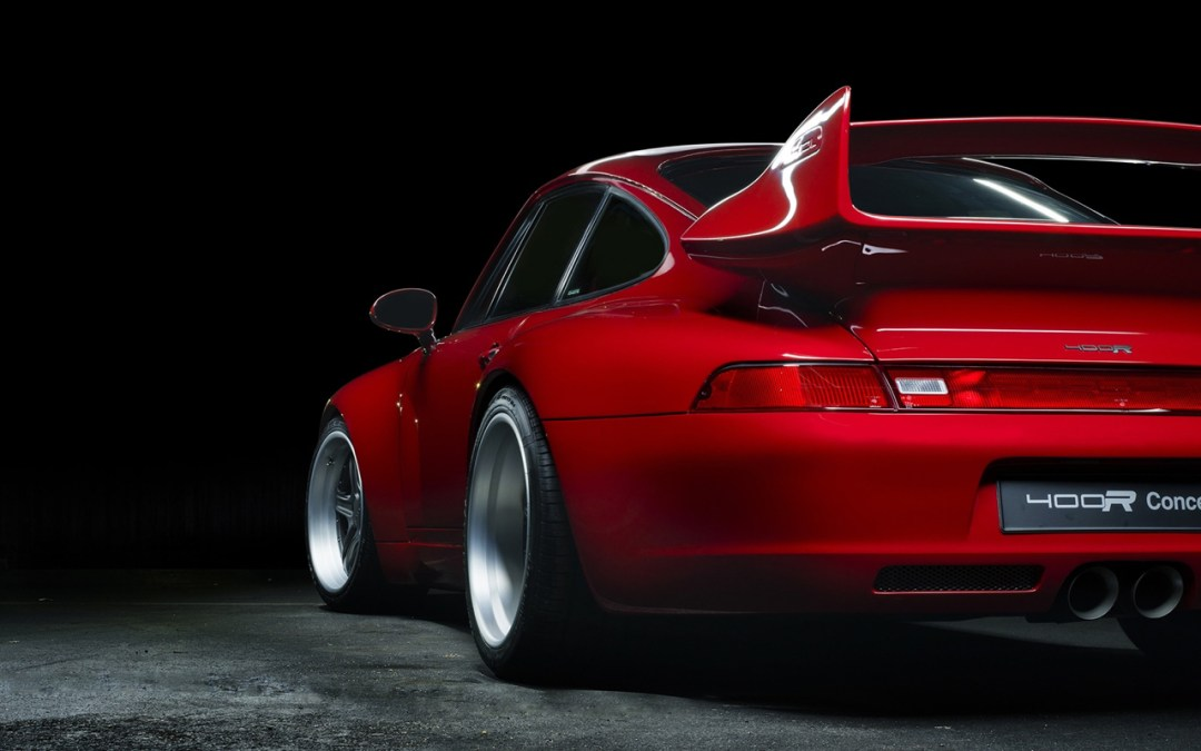 Porsche 993 400R - Werks de rage ! 45