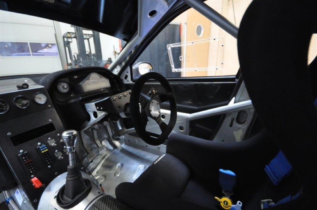 Renault Laguna V8 Biturbo... Juste pour le fun ! 31