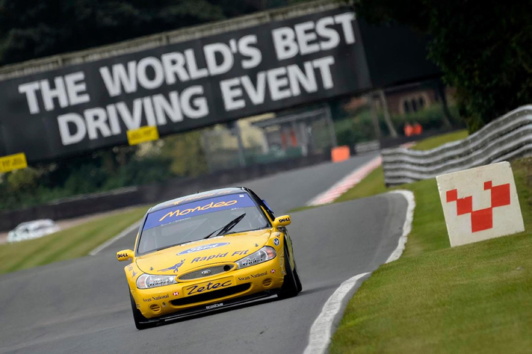 Gold Cup STCC à Oulton Park... En fait on sort les légendes du Touring Car ! 16