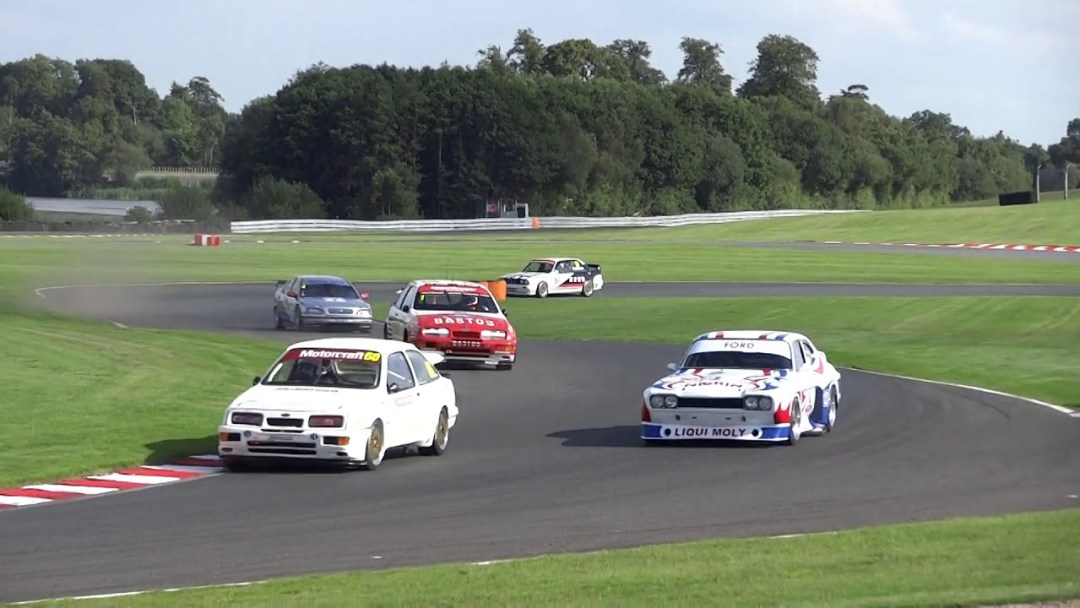 Gold Cup STCC à Oulton Park... En fait on sort les légendes du Touring Car ! 18
