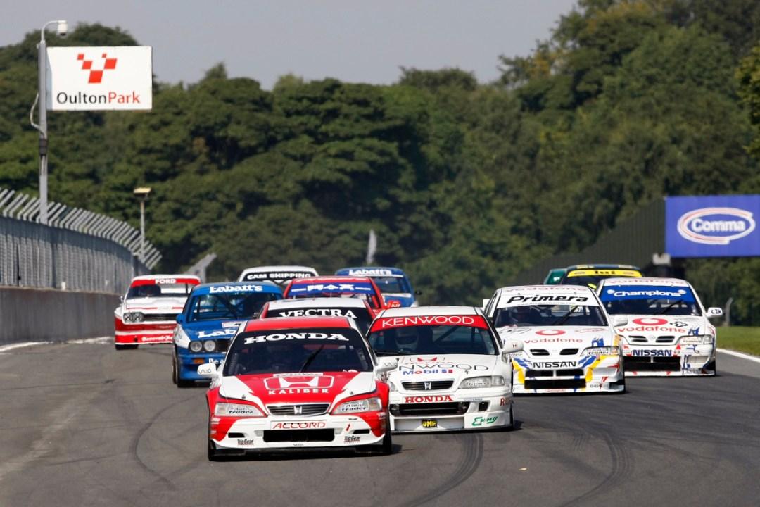 Gold Cup STCC à Oulton Park... En fait on sort les légendes du Touring Car ! 20