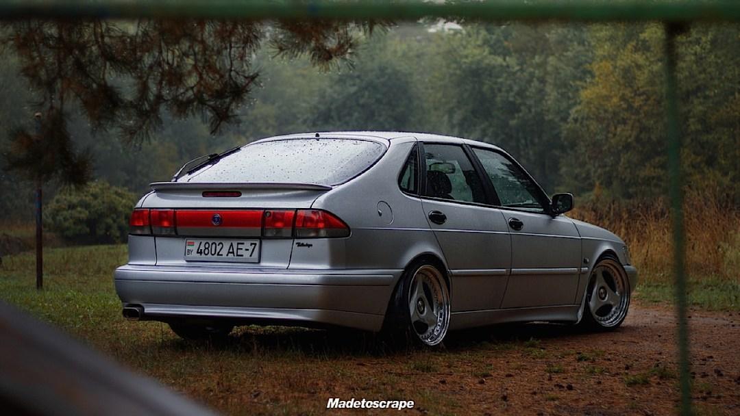 Saab 900 Talladega... Talladegaine ! 13