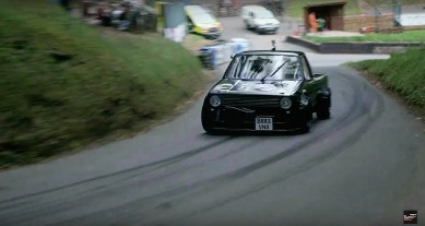 DLEDMV - VW Caddy hillclimb & drag - 00007
