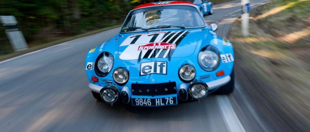 Alpine A110 Gr.4 - Passé... Présent ! 20