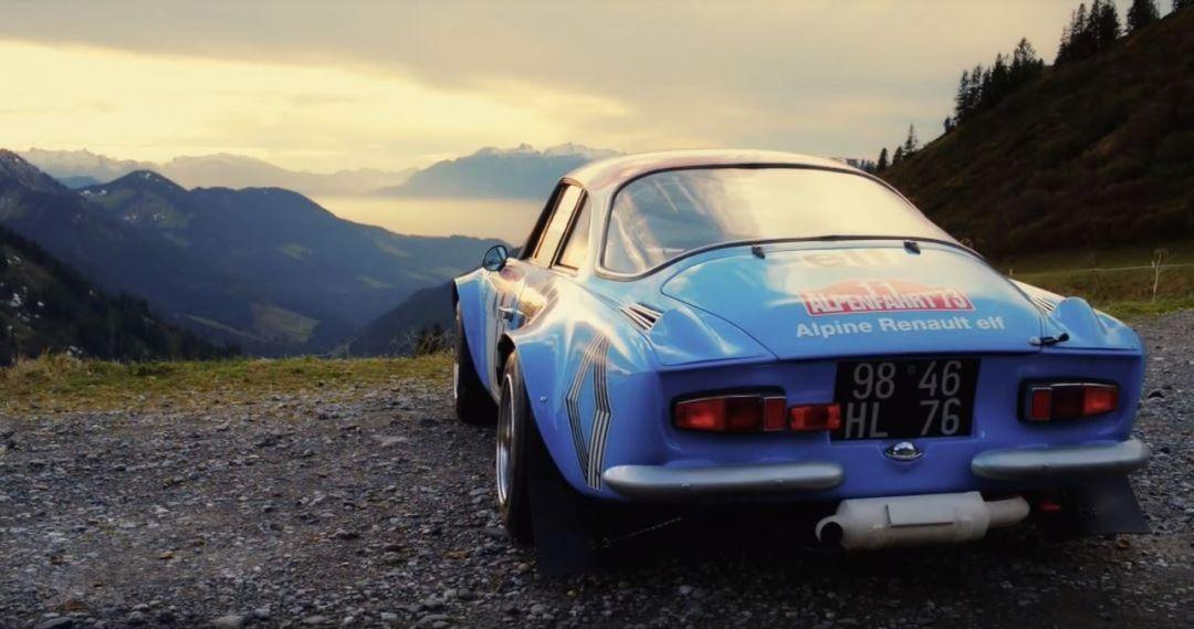 Alpine A110 Gr.4 - Passé... Présent ! 18