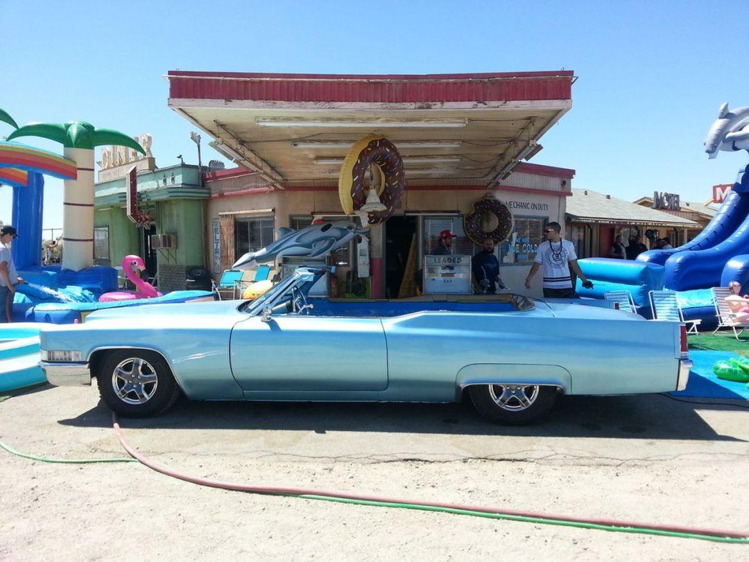 69' Cadillac DeVille - Besoin de fraîcheur ? Avec Jay Leno ! 32