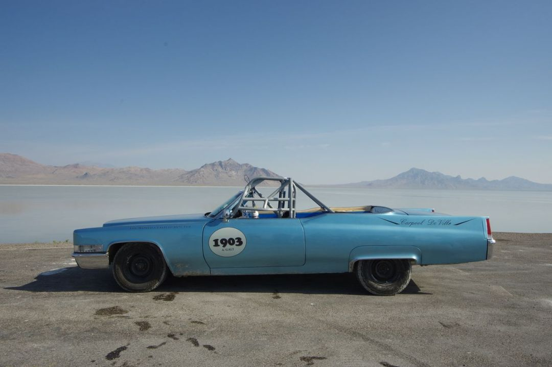 69' Cadillac DeVille - Besoin de fraîcheur ? Avec Jay Leno ! 34