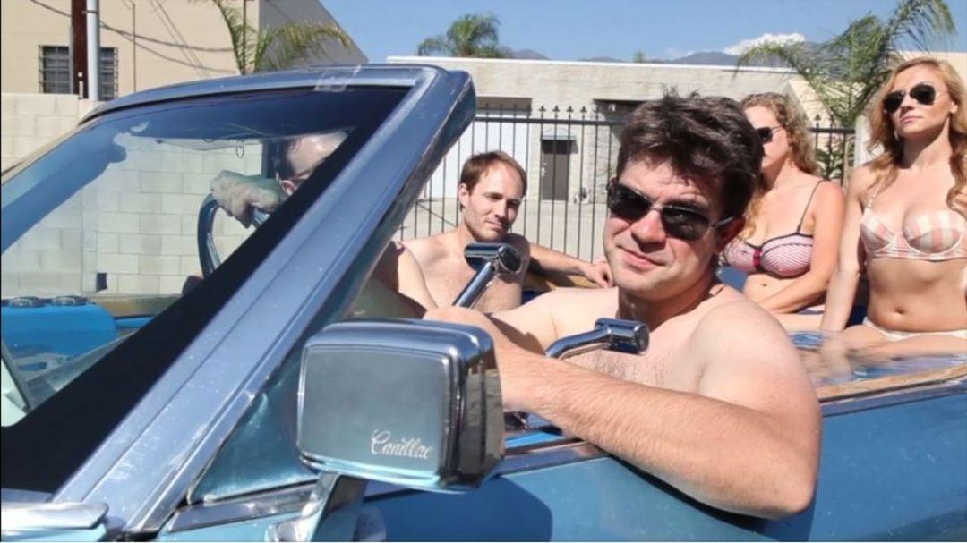 69' Cadillac DeVille - Besoin de fraîcheur ? Avec Jay Leno ! 36
