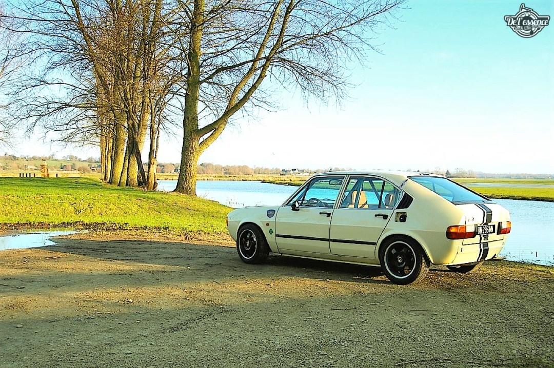 Alfa Romeo Alfasud - Celle qui ne vient pas du Nord... 35