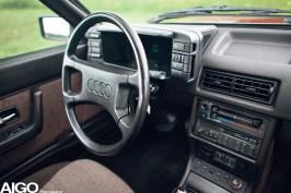 DLEDMV - Audi 90 low & slow en BBS - 005