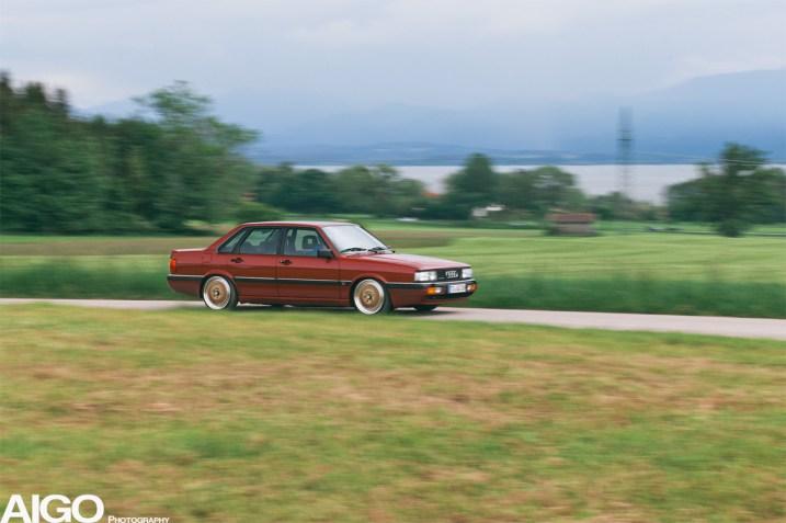 DLEDMV - Audi 90 low & slow en BBS - 017