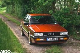 DLEDMV - Audi 90 low & slow en BBS - 020