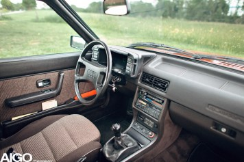 DLEDMV - Audi 90 low & slow en BBS - 024