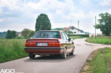 DLEDMV - Audi 90 low & slow en BBS - 026
