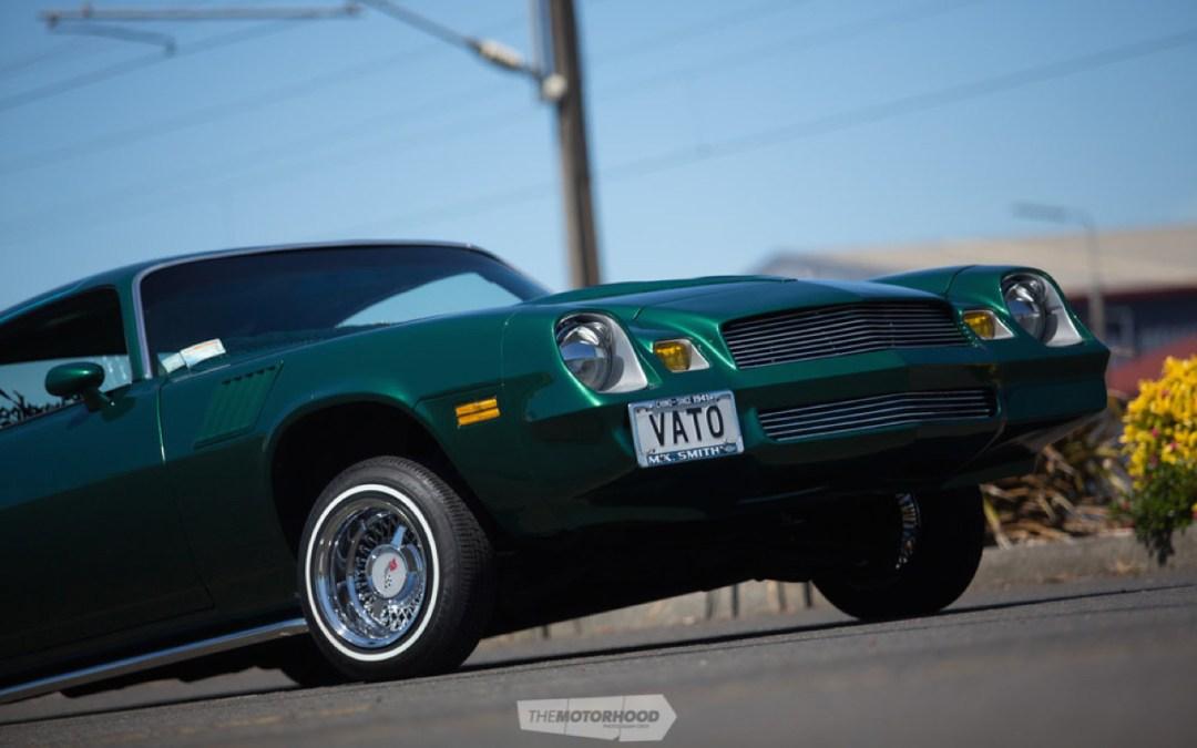 '78 Camaro - En mode Lowrider 40