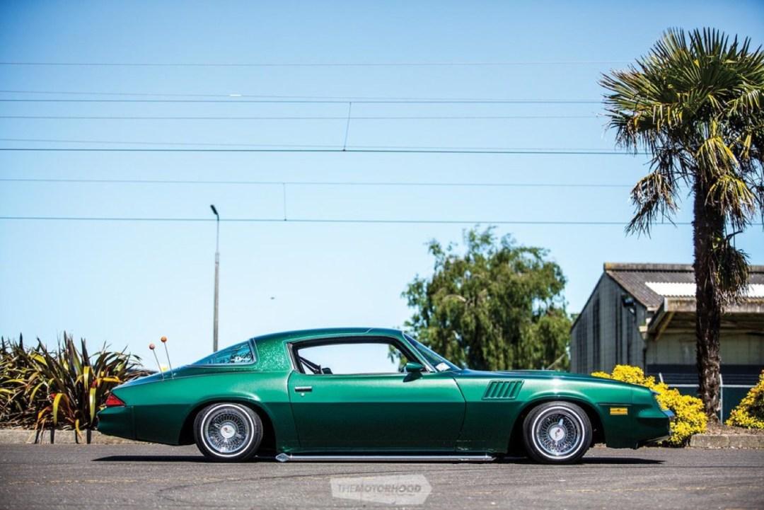 '78 Camaro - En mode Lowrider 44