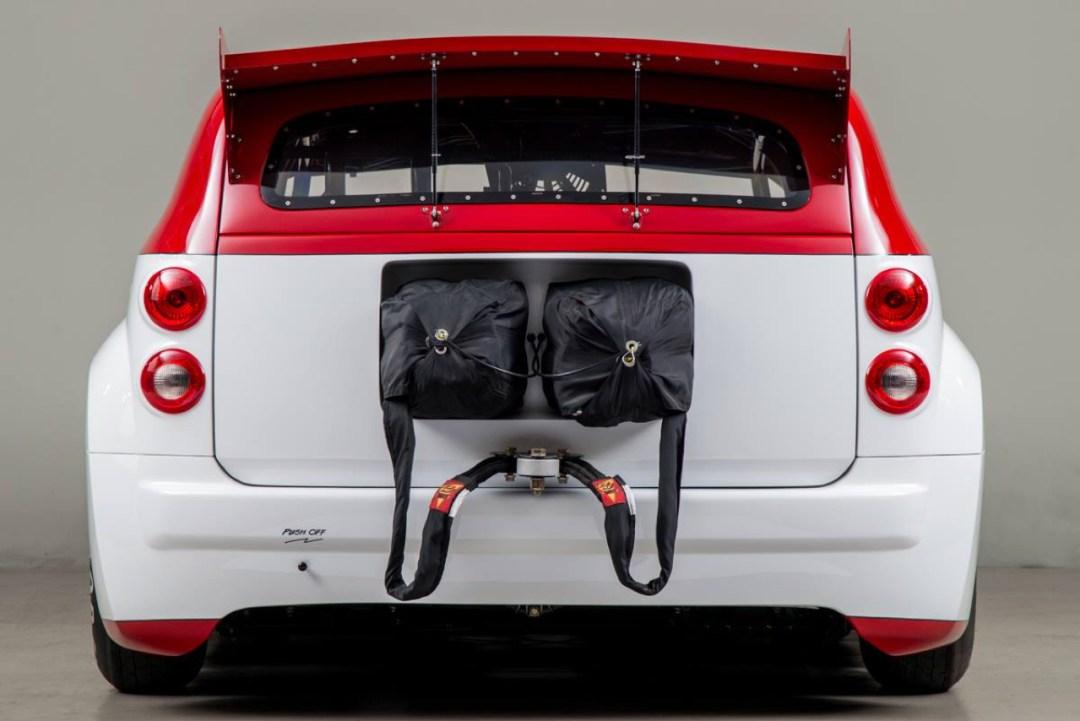 SO-CAL Chevrolet HHR Bonneville : 1200 ch et un peu de sel ! 61