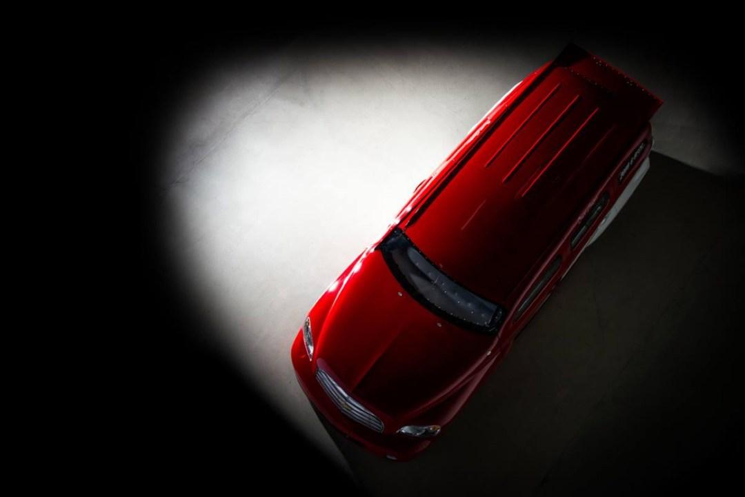 SO-CAL Chevrolet HHR Bonneville : 1200 ch et un peu de sel ! 67