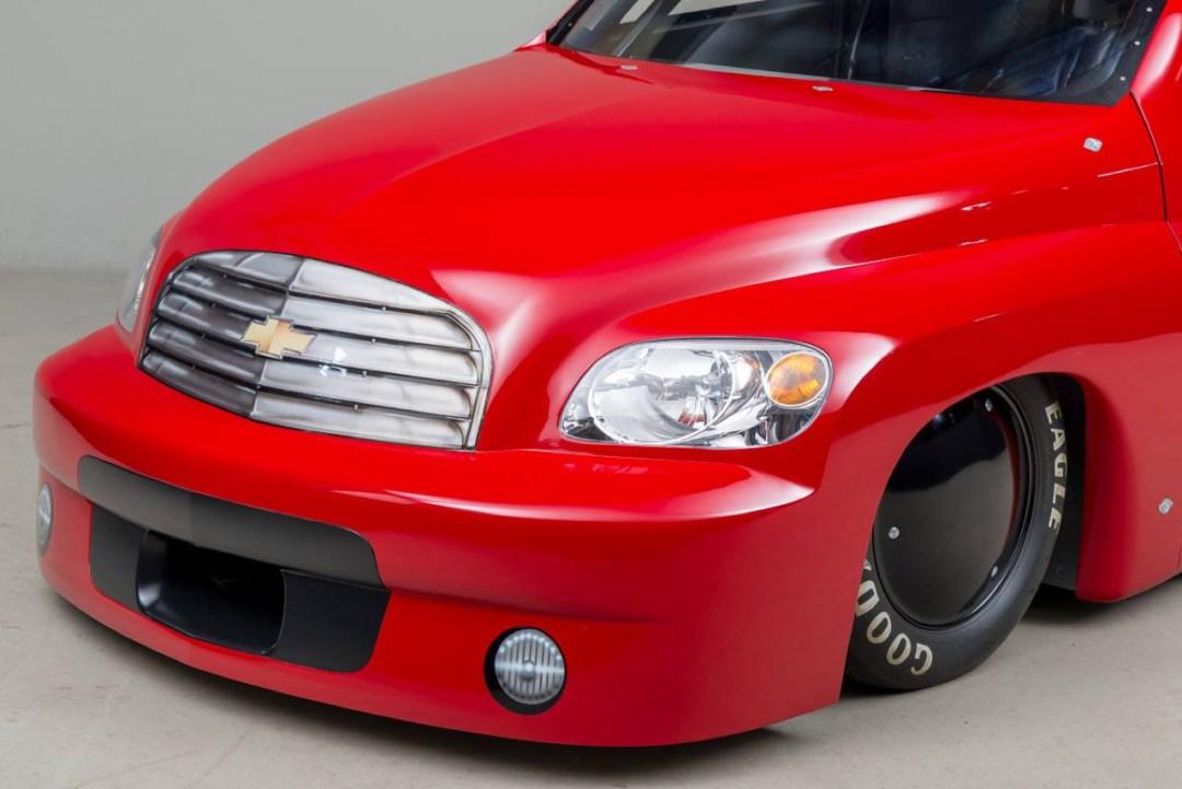 SO-CAL Chevrolet HHR Bonneville : 1200 ch et un peu de sel ! 62