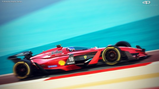 DLEDMV - F1 2025 Antonio Paglia - 005