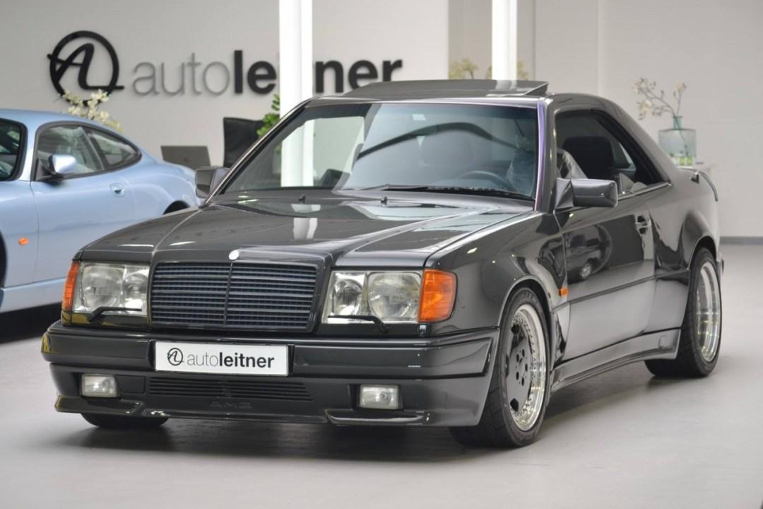 Mercedes 300CE 6.0 AMG Hammer... On va meubler ! 39