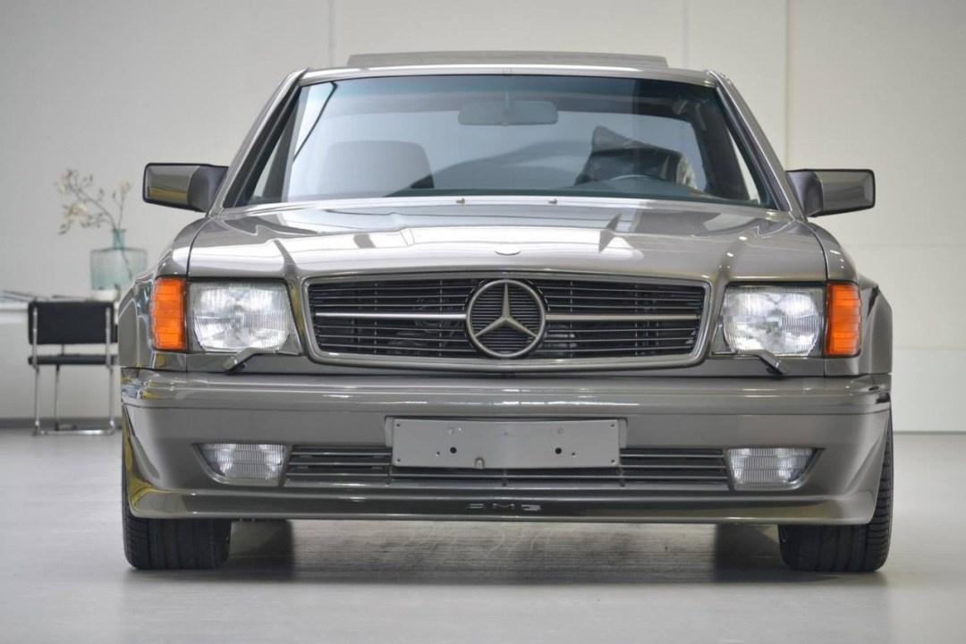 Mercos 560 SEC 6.0 AMG... En mode énervée ! 31