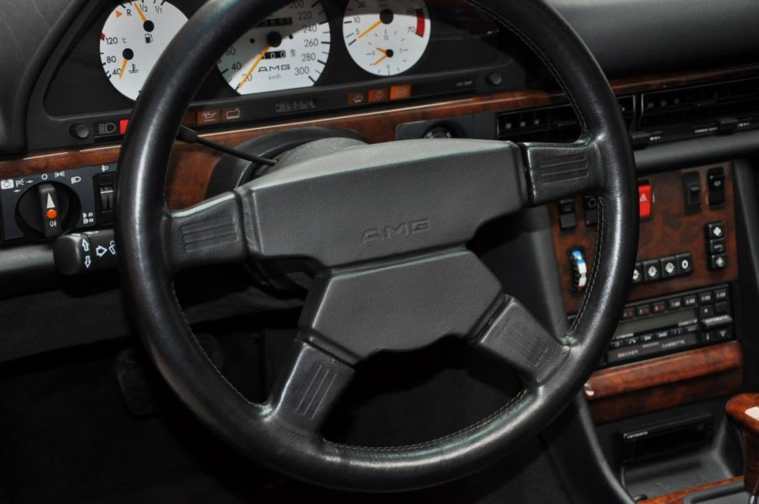 Mercos 560 SEC 6.0 AMG... En mode énervée ! 39
