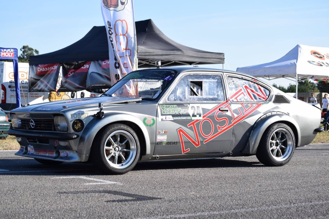 Opel Kadett GTE... Turbo ! La Salsa du démon. 23