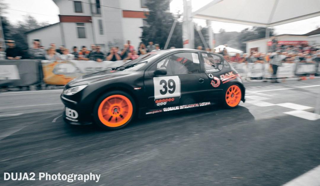 Hillclimb Monster : Peugeot 206 2K8-4... Avec 2 moteurs de 1000 GSX-R ! 17
