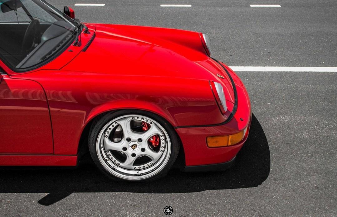 Porsche 964 Carrera 4 : Simply Red...! 26