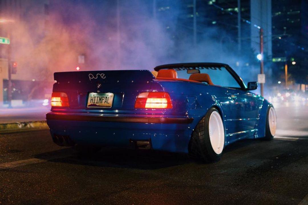 Rocket Bunny BMW E36... Quand la Bavière mange des Sushis ! 19