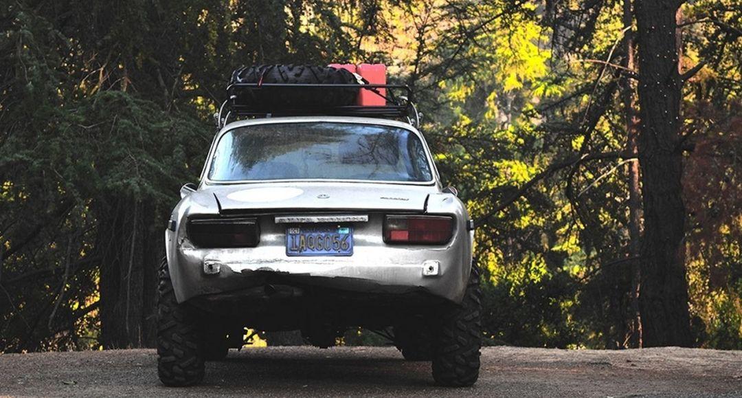 Un GTV en mode Off-Road ! 30