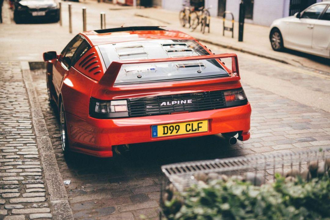 Une Alpine GTA...qui en jette ! 34