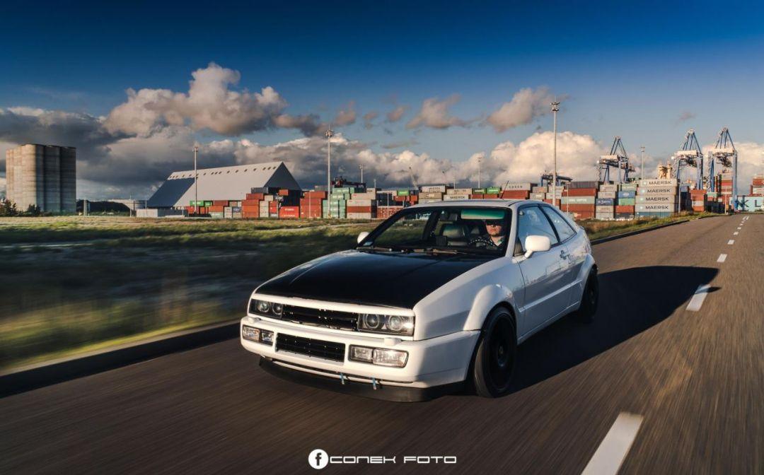 VW Corrado - Swap à l'envers ! 17
