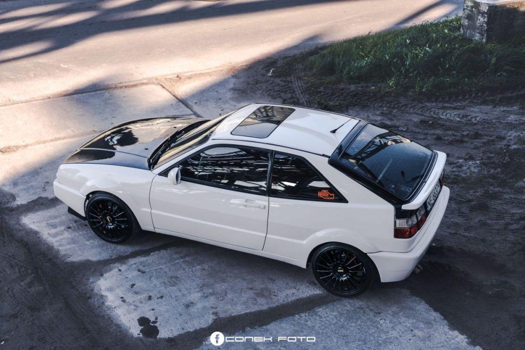 VW Corrado - Swap à l'envers ! 18