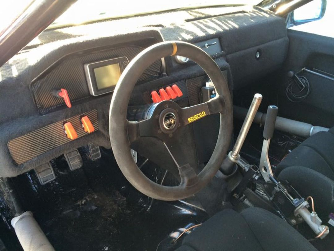 Volvo 740... Un V12 sinon rien ! 21