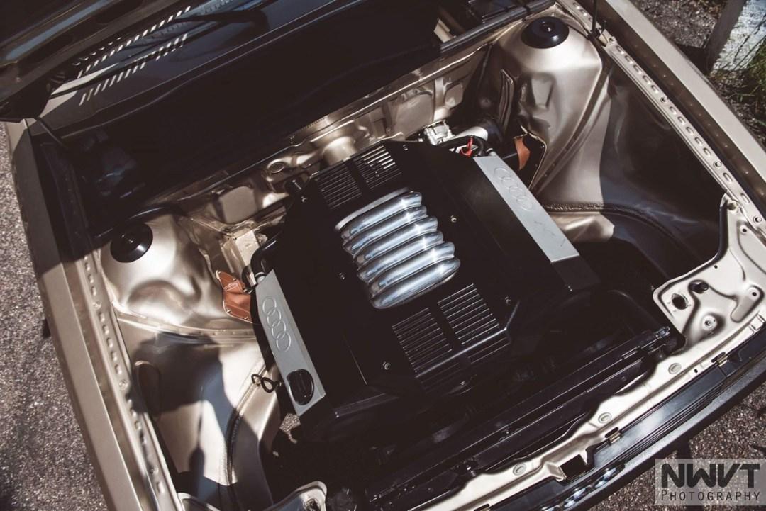 Audi 80 B2... coupé, V6, airride et BBS ! 51