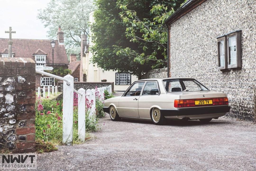 Audi 80 B2... coupé, V6, airride et BBS ! 56