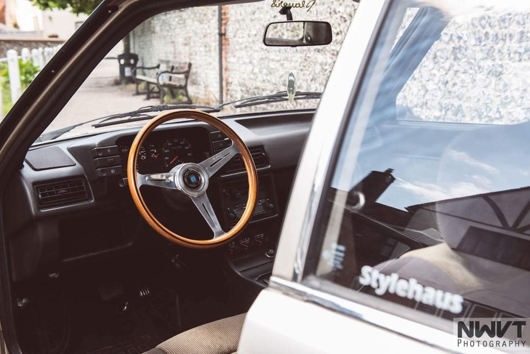 Audi 80 B2... coupé, V6, airride et BBS ! 43