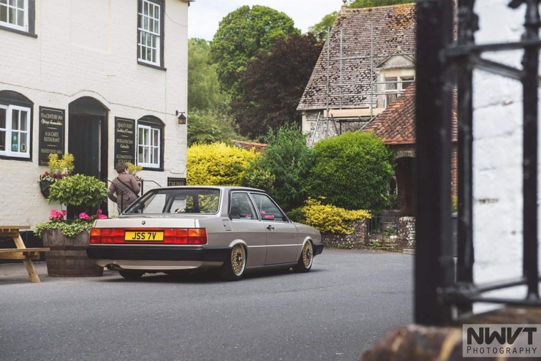 Audi 80 B2... coupé, V6, airride et BBS ! 44