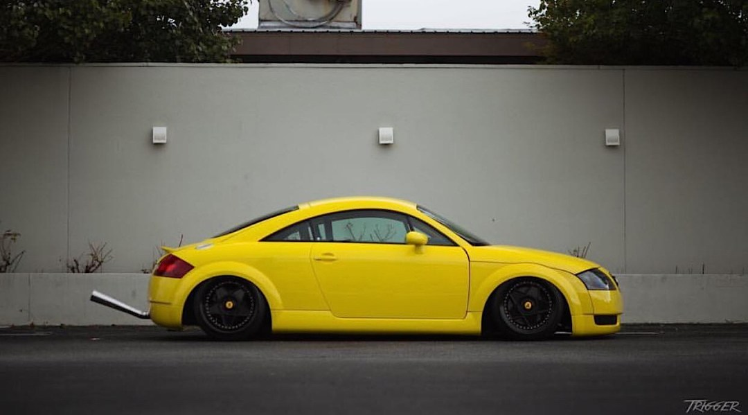 Audi TT 1.8T : Banana Pancake ! 32