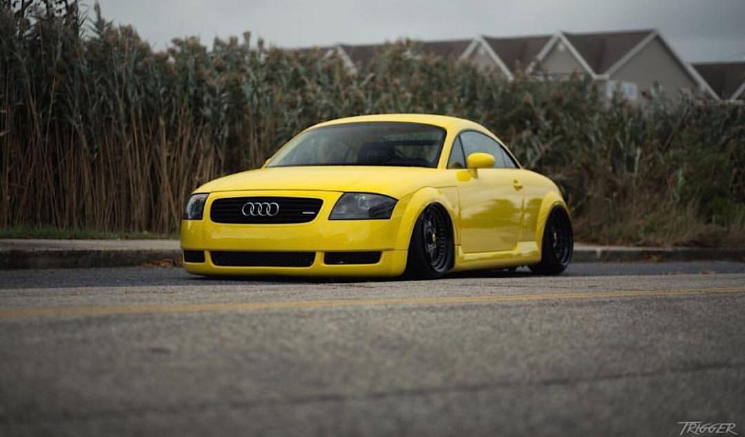 Audi TT 1.8T : Banana Pancake ! 35