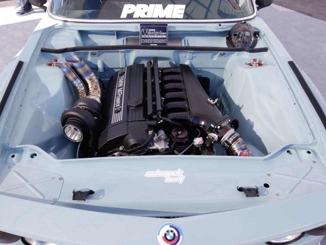 "'73 BMW 3.0 CSL.... Sema 2K17 ""Best Euro"" Gran Turismo Award ! 26"