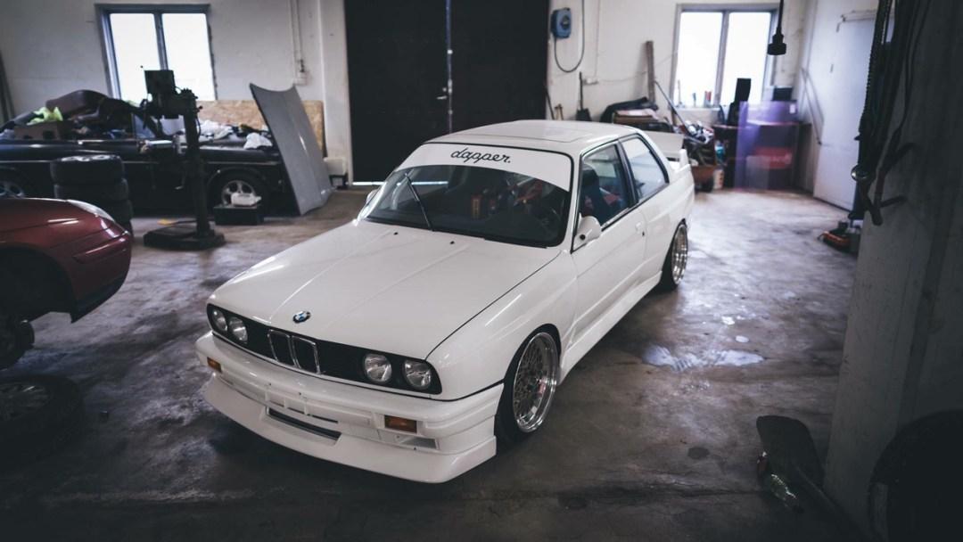 BMW M3 E30... Turbo ! Est ce que mieux c'est pire ?! 30