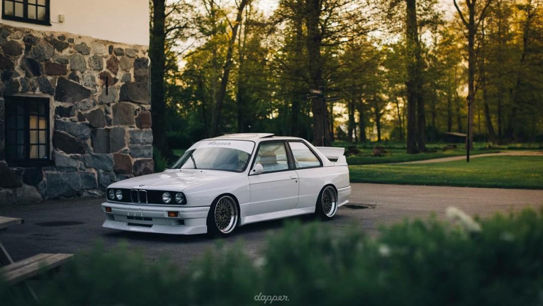 BMW M3 E30... Turbo ! Est ce que mieux c'est pire ?! 38